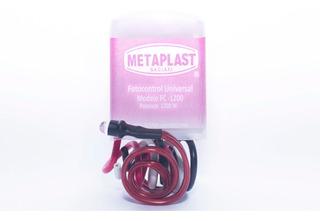 Fotocontrol Fotocelula Universal Sensor Exterior Metaplast