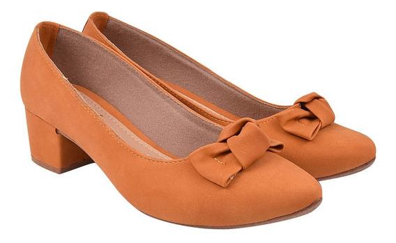 Sapato Scarpin Feminino Chiquiteira Chiqui/1129