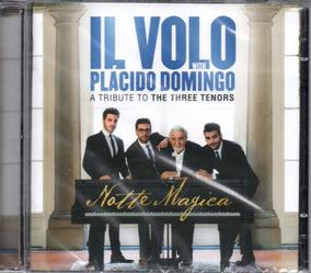 Cd Il Volo - With Placido Domingo - Notte Magica - Cd+dvd