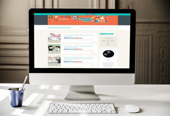 Blog Wordpress Marketing +plugins Premium +pacote Seo Top 16