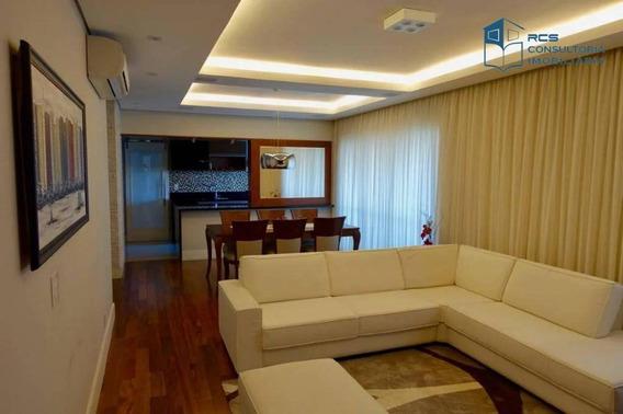 Apartamento Com 3 Dormitórios À Venda, 137 M² Por R$ 1.200.000,00 - Adalgisa - Osasco/sp - Ap11186