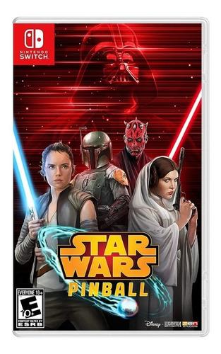 Imagen 1 de 5 de Star Wars Pinball - Nintendo Switch