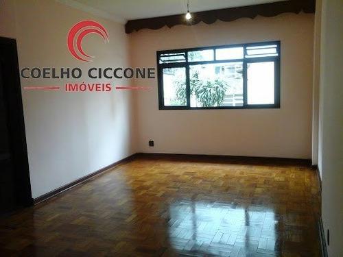 Imagem 1 de 15 de Apartamento Em Santo Antonio - Sao Caetano Do Sul - V-325