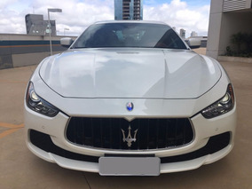 Maserati Ghibli S Q4 2014 Super Conservada