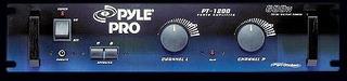 Amplificador Pyle Pro Pt1200 Stereo Poder