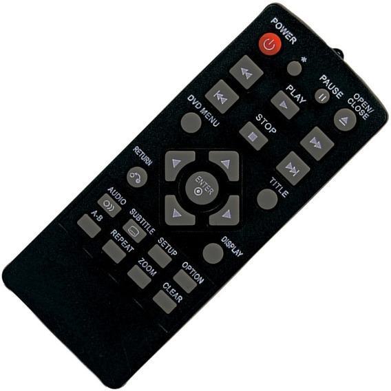 Controle Remoto Para Dvd LG