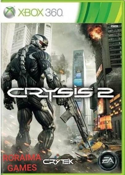 Crysis 2 Midia Digital Transfencia De Licenca Roraima Games