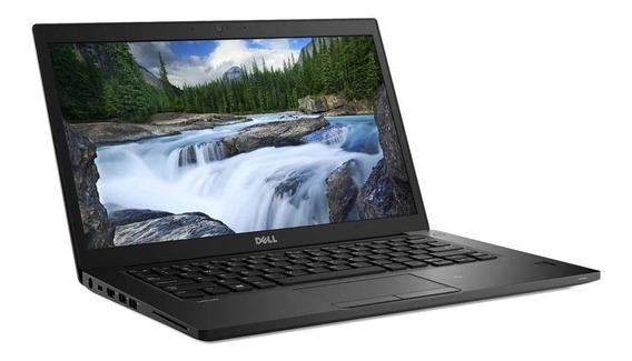 Notebook Dell 7490 I7-8650 16gb Ssd 480gb Win 10 Pro