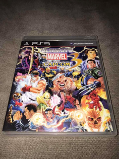 Marvel Vs Capcom 3 Ultimate Para Ps3!!!