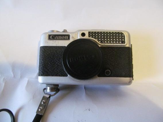 Camera Canon Demi No Estado Arte Som