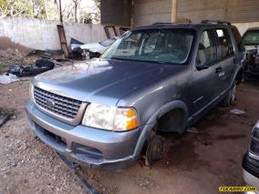 Chocados Ford Xlt