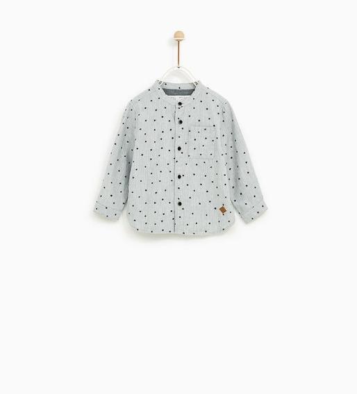 Camisa Bebé Niños Zara Oferta Regalo Original