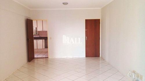 Imagem 1 de 23 de Apartamento Com 3 Dorms, Vila Imperial, São José Do Rio Preto - R$ 389 Mil, Cod: 1466 - V1466