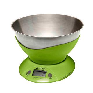 Balanza Digital De Cocina 3kg Aspen Ek3555