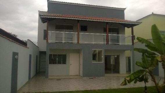 Casa Para Venda Em Porto Real, Loteamento Bela Vista, 3 Dormitórios, 1 Suíte, 1 Banheiro, 2 Vagas - 0440