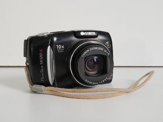 Camera Canon Powershot Sx120