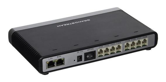 Gateway Grandstream Gxw4108 8 Fxo Sip Voip Router