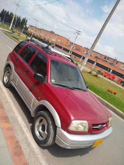 Chevrolet Grand Vitara Gran Vitara 2001 2001