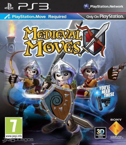 Medieval Moves: Deadmund's Quest - Playstation 3 Playstat...