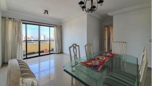 Apartamento Para Alugar, 100 M² Por R$ 2.200,00/mês - Vila Dom Pedro I - São Paulo/sp - Ap1418