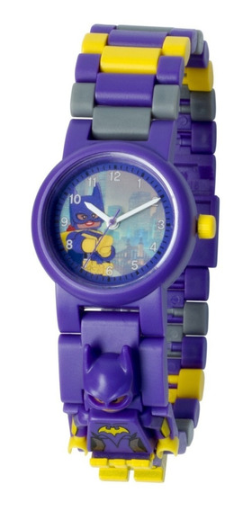 Reloj Infantil Lego Batgirl 8020844 Lego & Bulbbotz Oficial