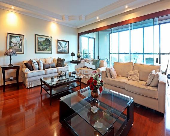 Apartamento Alto Padrão, No Cambuí Em Campinas - Ap10039 - 68232434
