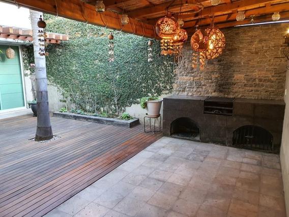 Preciosa Casa En Milenio, 4 Recamaras, Una En Pb, 3.5 Baños, Roof Garden, Bar...