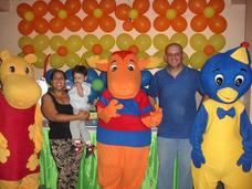 Show D Muñecotes Mickey,minnie,bacyardigans,barney,dora Otro