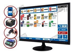 Sistema Pdv Fluxo Caixa Estoque Comanda Lanchonete C/mobile