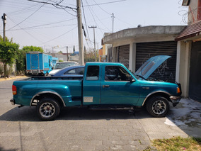 Ford Ranger Xlt Super Cab Caja California Mt 1997