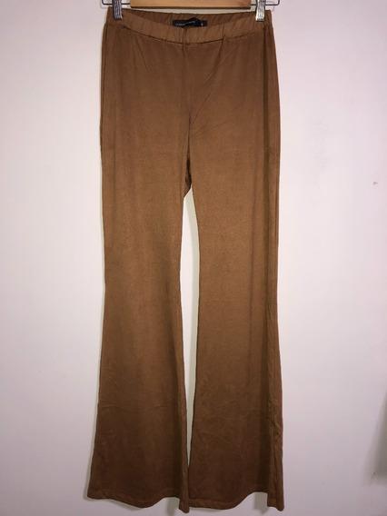 Calza Pantalon Oxford De Gamuza Marca Cuesta Blanca Talle 42