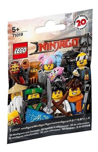 Imagen 1 de 4 de Lego Ninjago - Minifiguras Sorpresa Original Movie Lego