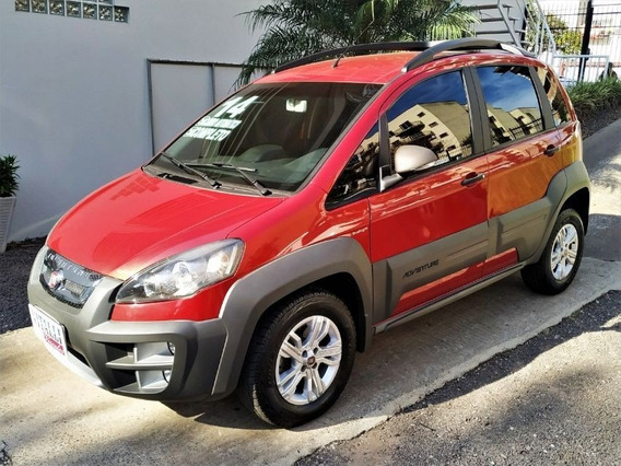 Fiat Idea Adventure Dualogic 1.8 Flex