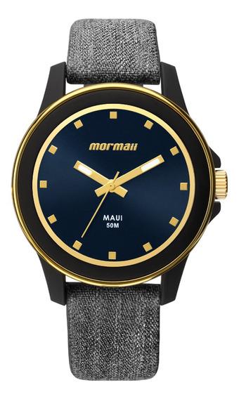 Relógio Analógico Mormaii Maui Mo2035hz8p