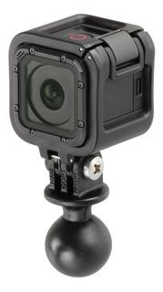 Montura Ram Mounts Action Camera Universal Ball Adapter