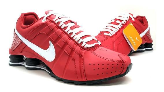 Tênis Nike Masculino Junior 4 Molas Importado Ft Original