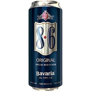 Cerveza Bavaria Original 8.6 500ml - Envíos