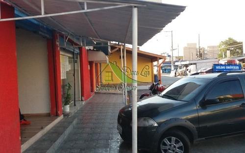 Ótimo Salão Comercial Com 2 Wc, Cohab V, Carapicuíba.