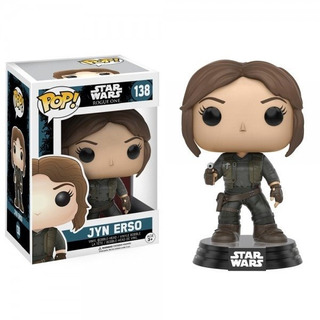 Funko Pop Jyn Erso Star Wars Rogue One 138 Baloo Toys