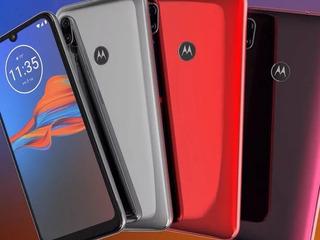 Motorola Moto E6 Plus De 64 Gb Consulte Stock