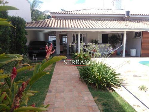 Casa À Venda, 260 M² Por R$ 1.100.000,00 - Jardim Panorama - Vinhedo/sp - Ca0556