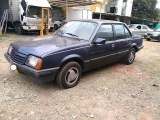 Chevrolet Monza Motor 2.0 1988 5 Puertas