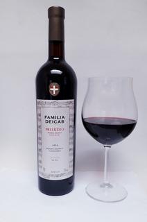 Vinho Preludio Família Deicas Tinto 750ml - Barrel Select!!!