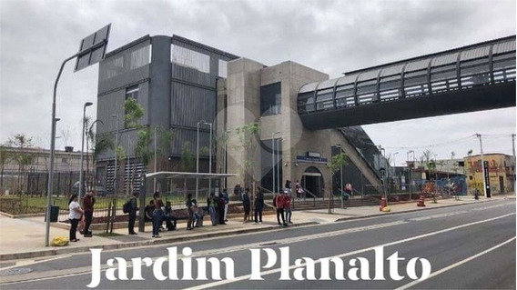 Lancamento Plano&vida Jardim Planalto 1 E 2 Dormitórios ! - 267-im459373