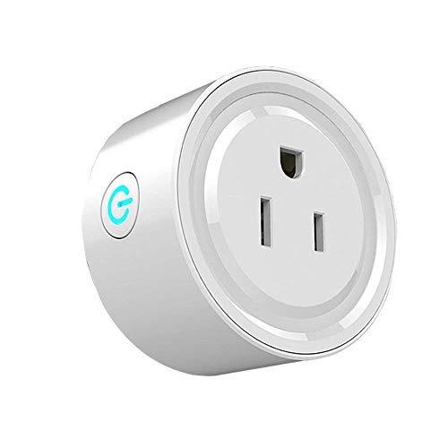 Enchufe Inteligente Con Wi-fi, Smart Plug, Toma De Corrient