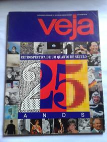 Revista Veja Ediçao 1311 - 25 Anos - Outubro De 1993