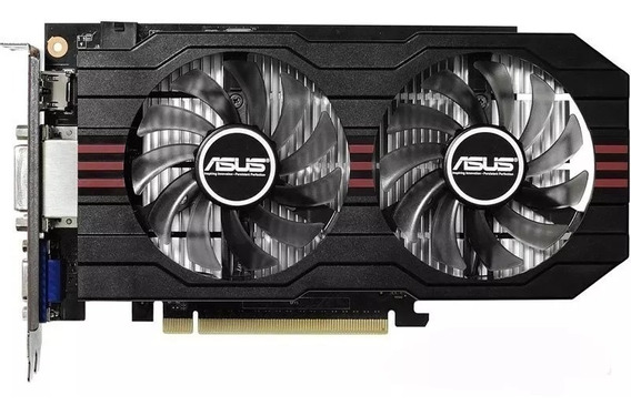 Placa De Vídeo Geforce Gtx 750ti 2gb Ddr5 128 Bits Asus