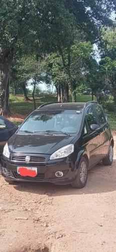 Fiat Idea 2011 1.4 Attractive Flex 5p