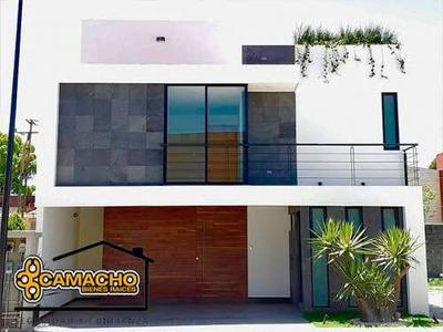 Venta De Casa En Santiago Momoxpan Opc-0240