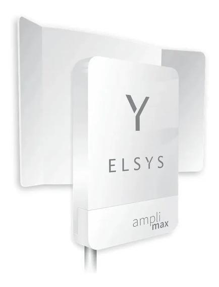 Link 4g Amplimax Elsys Internet E Celular Rural Antena
